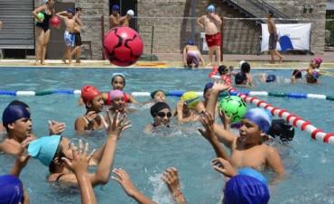 San Fernando: Lanzamiento de las Colonias de Verano 2014
