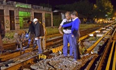Avanzan las obras del túnel bajo a nivel de la calle Chacabuco, Comienza la última etapa de la obra