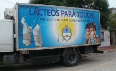 LACTEOS PARA TODOS