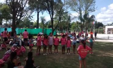 Actividades en el nuevo polideportivo de El Talar Sur