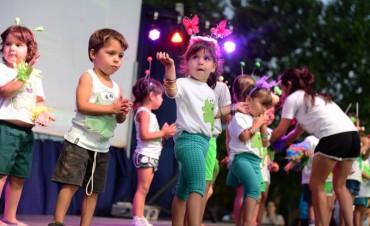 Los Polideportivos de San Fernando comenzaron a cerrar sus exitosas Colonias de enero