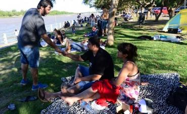 Marina del Norte: Los concejales de San Fernando unidos por la recuperación de la Costanera Municipal