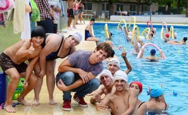 Juan Andreotti recorrió la Colonia de Especiales en San Fernando