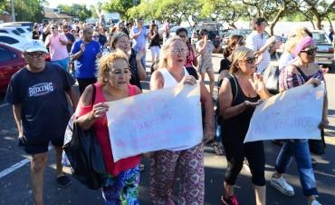 Vecinos de San Fernando se unieron en una 'mateada' para recuperar Marina del Norte