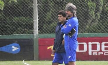 """El objetivo es dejar a Tigre en Primera"""", avisó Alegre. Para el debut, espera por el zurdo Leone..."""