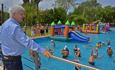 Se realizó la Gran Fiesta de Cierre de Colonias de febrero en San Fernando