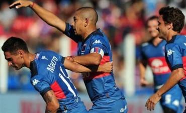 En Victoria por el Chino  Luna, Tigre superó a Olimpo por  1 a 0