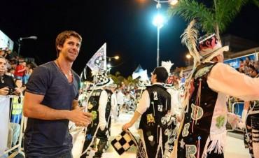 Juan Andreotti disfrutó del Gran Corso Familiar en San Fernando