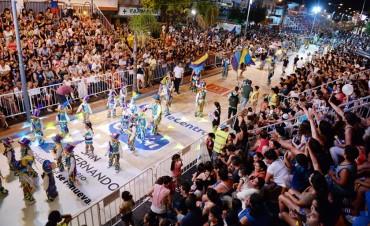 Gran Corso de San Fernando: En apenas dos noches, 160 mil personas ya disfrutaron del carnaval