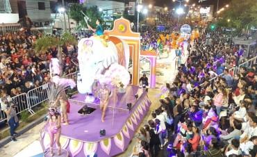Espectacular cierre de la edición 2018 del Gran Corso Familiar de San Fernando