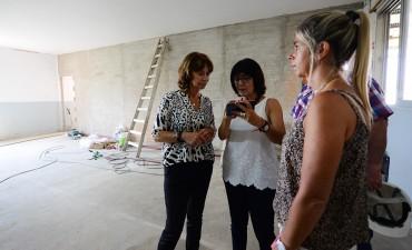 Avanzan los trabajos que el Municipio de San Ferando realiza en la UDI Don Mariano