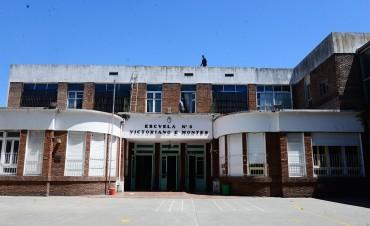 San Fernando refacciona la Escuela Provincial N°6