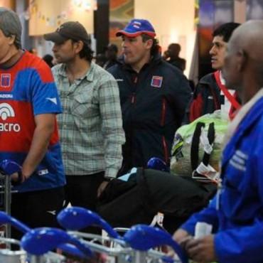 Brasil se prepara para el Mundial y pide listas de barras