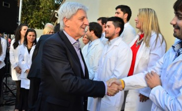 "Luis Andreotti: ""A San Fernando, IOMA nunca le pagó nada"""