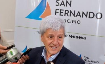 """Andreotti, sobre los cortes de luz: """"Nos preocupa mucho y reclamamos a Edenor por una solución"""""""