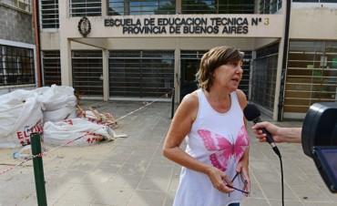 CONSEJO ESCOLAR DE SAN FERNANDO EXIGE A LA PROVINCIA UNA SOLUCIÓN PARA TRES ESCUELAS