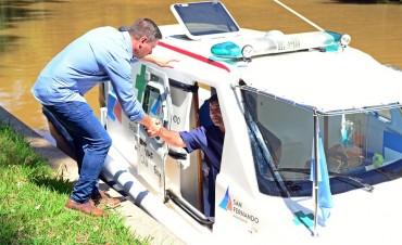 El sistema de salud de islas de San Fernando, en riesgo por falta de mantenimiento de ríos y arroyos