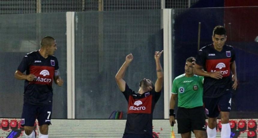 Tigre sacó las garras y empató 1 a 1 ante Independiente