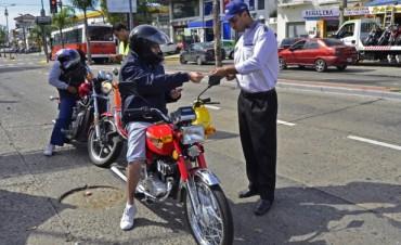 Nuevo operativo de intercepción vehicular en San Fernando