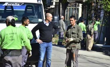 Avanza en San Fernando el programa 'Barrios Limpios, Ordenados y Solidarios'