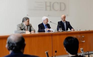 """Andreotti: """"Estamos ante un escenario de país donde los ricos son más ricos y los pobres son más pobres"""""""