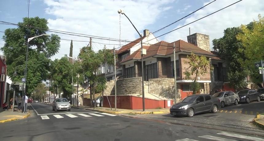 San Fernando suma más cámaras de seguridad en Av. Libertador