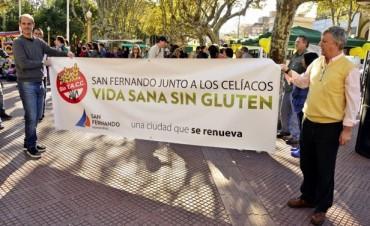 Día del Celíaco: El sábado se realizarán en San Fernando actividades de inclusión y concientización