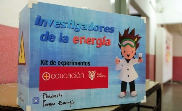 """Tigre lanzó el Programa """"Investigadores de la energía"""""""