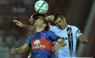 Lanús no supo mantener la diferencia y Tigre se lo empató a minutos del final