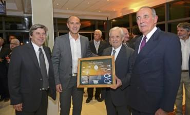 El Municipio estuvo presente en la celebración del 90°aniversario de Astilleros Regnícoli