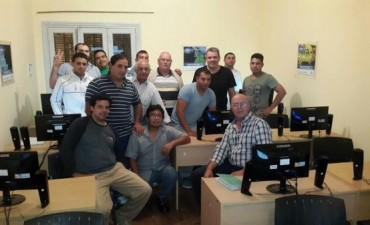 GUSTAVO AGILERA: A LA INCLUSION LABORAL SE SUMA LA INCLUSION DIGITAL