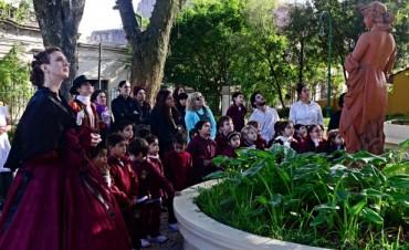 """Visita guiada y teatralizada sobre la Semana de Mayo en la Quinta """"El Ombú"""" de San Fernando"""