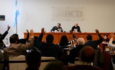 EL HCD DE SAN FERNANDO ADHIRIÓ A LA CAMPAÑA NACIONAL 'MUJERES EN LA CORTE'