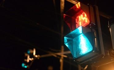 San Fernando avanza con la colocación de Semáforos LED en principales avenidas