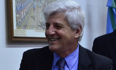Luis Andreotti presentará el sistema 0800DROGA NO en San Fernando
