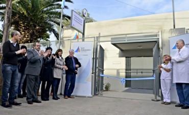 Luis Andreotti inauguró el Nuevo Centro de Salud Reinecke