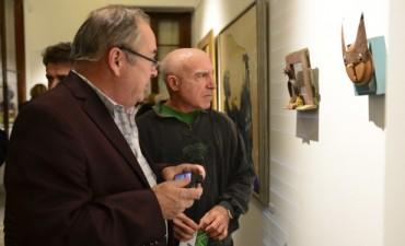 """La muestra artística """"6 De Acá Nomás"""" ya puede verse en el Museo de San Fernando"""