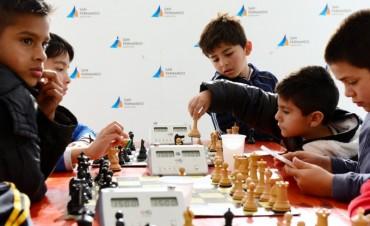Gran encuentro de ajedrez en San Fernando