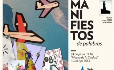Obras visuales, poesía y publicaciones en el Museo de San Fernando