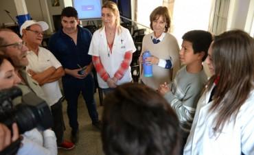 San Fernando conmemoró el Día Internacional de Lucha contra el Uso Indebido y Tráfico de Drogas