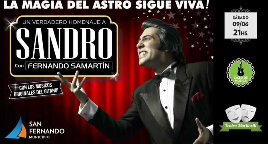 La magia del ´Gitano´ llega al Teatro Martinelli