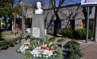 El Frente Renovador de San Fernando recordó a Eva Perón a 62 años de su fallecimiento