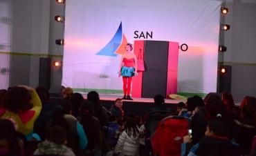 Continúan los espectáculos gratuitos en San Fernando en la segunda semana de Vacaciones de Invierno