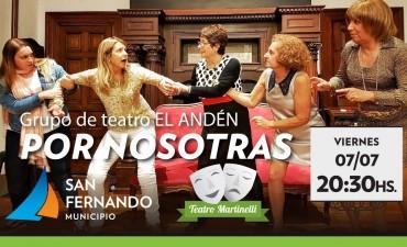 Este finde, el tango y la comedia llegan al Teatro Martinelli