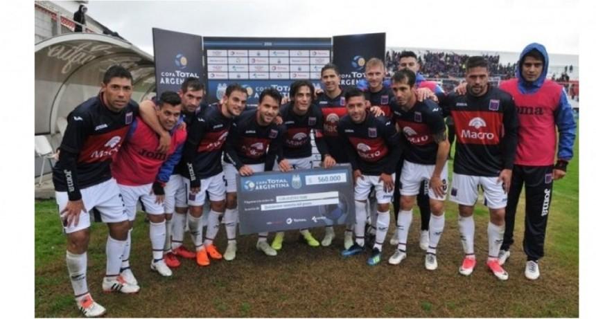 Tigre le ganó 1-0 a Brown de Puerto Madryn