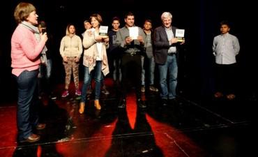 Los chicos del Centro Convivencial Terapéutico realizaron una muestra en el Teatro Martinelli