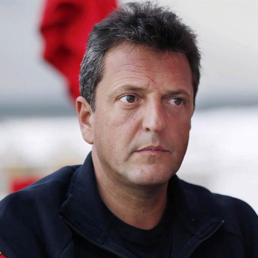 """Sergio Massa rechaza una nueva """"convertibilidad"""""""