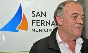 """El Concejal Ipuche y la historia de la Costanera de San Fernando: """"Veo el avance provincial con gran dolor"""""""