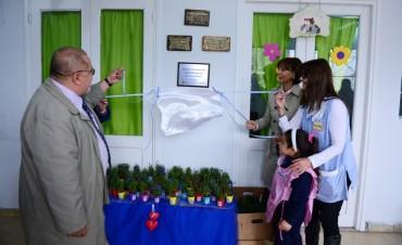 El Municipio estuvo presente en el 50° Aniversario del Jardín N° 902