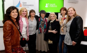 San Fernando presentó sus logros en Odontología junto a profesionales de la UBA